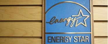 Home ENERGY STAR® rating seal