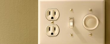 Outlet, switch and dimmer switch
