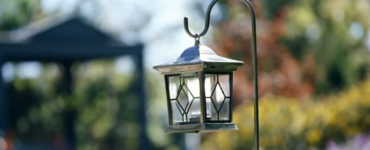 solar yard light
